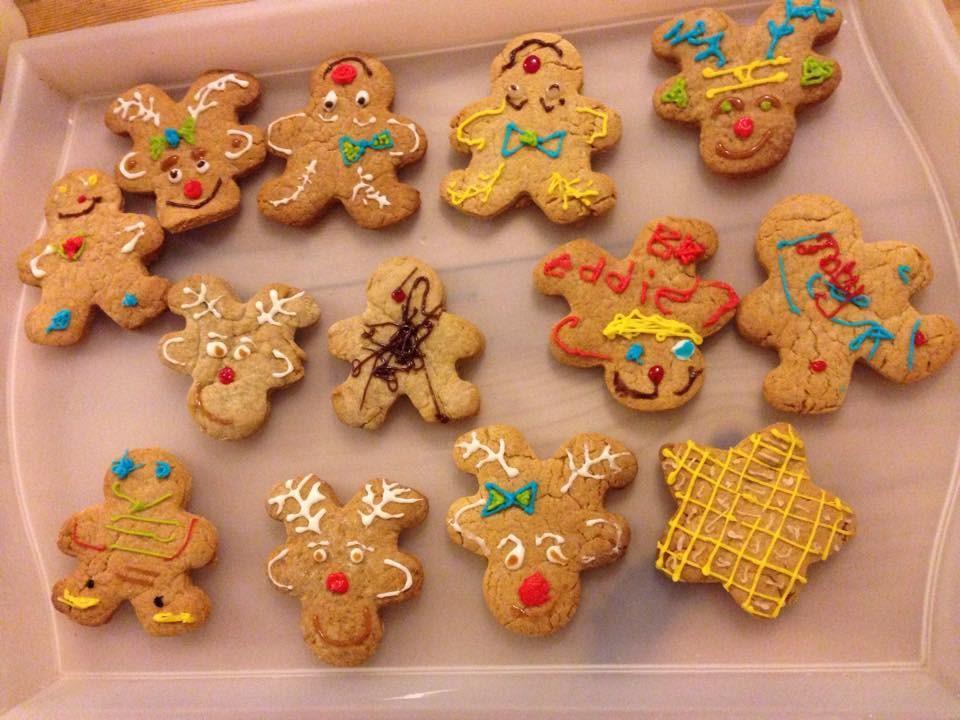 Anglia Sunshine Nursery Toddler Tip Gingerbread Reindeer Anglia